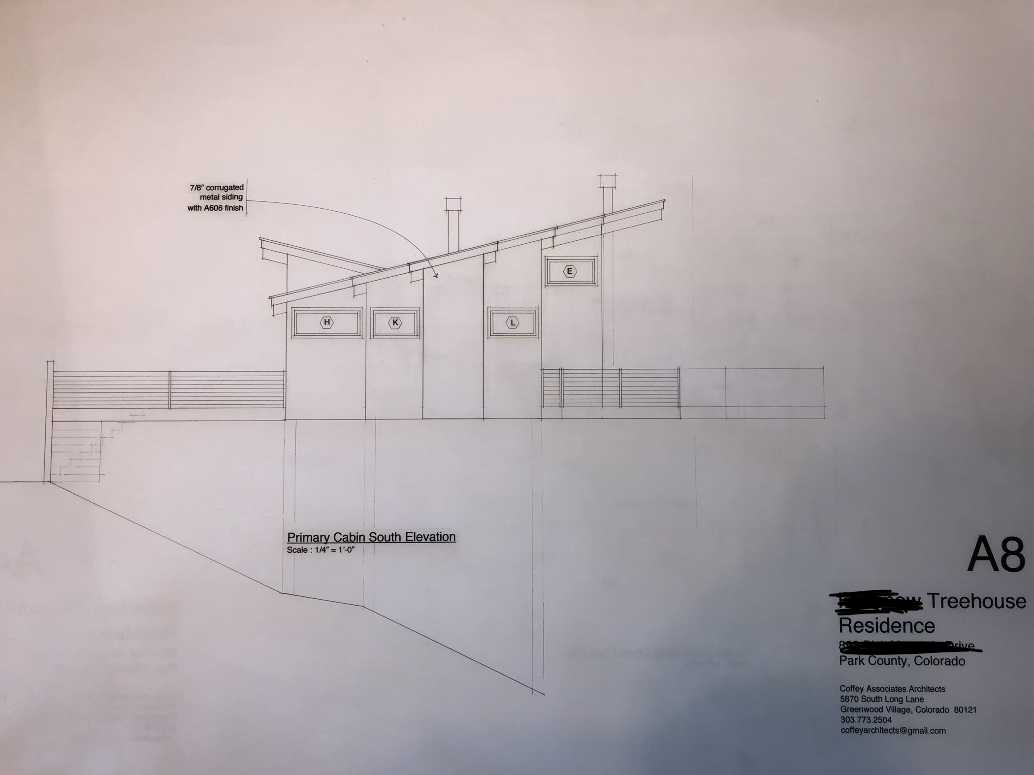 treehouse, architecture, custom home, design process